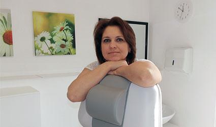 Natalia Gettmann, Podologin in Oer-Erkenschwick Inhaberin der Praxis für Podologie in Oer-Erkenschwick